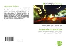 Bookcover of Inattentional blindness