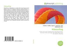 Bookcover of Kitesurfing