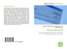 Bookcover of Active Directory