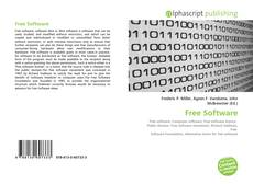 Bookcover of Free Software