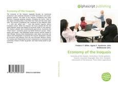 Обложка Economy of the Iroquois