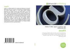 Buchcover von JavaFX