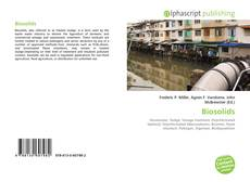 Bookcover of Biosolids