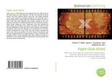 Bookcover of Fight Club (Film)