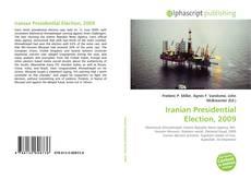Copertina di Iranian Presidential Election, 2009