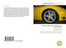 Ferrari P kitap kapağı