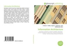 Couverture de Information Architecture