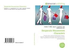 Couverture de Desperate Housewives Characters