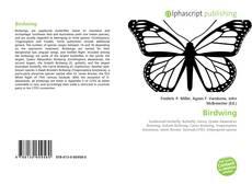 Обложка Birdwing