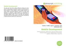 Buchcover von Mobile Development