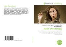 Bookcover of Habit (Psychology)