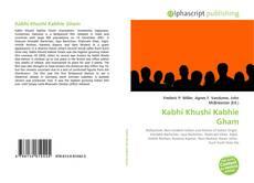 Обложка Kabhi Khushi Kabhie Gham