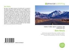 Bookcover of Ben Nevis