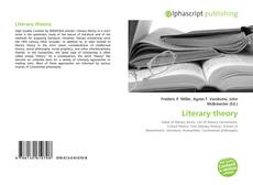 Bookcover of Literary theory