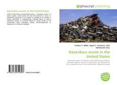 Обложка Hazardous waste in the United States