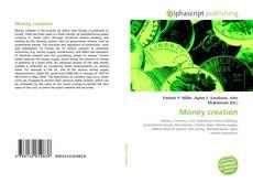 Buchcover von Money creation
