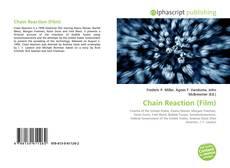 Chain Reaction (Film) kitap kapağı