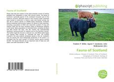 Обложка Fauna of Scotland