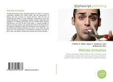 Portada del libro de Mérida Initiative