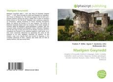 Maelgwn Gwynedd kitap kapağı