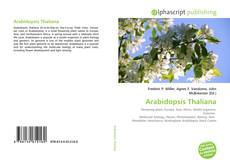 Bookcover of Arabidopsis Thaliana