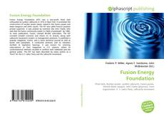 Bookcover of Fusion Energy Foundation