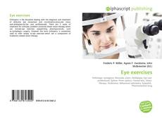 Bookcover of Eye exercises