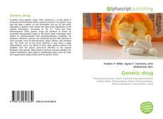 Generic drug的封面