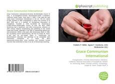 Grace Communion International kitap kapağı