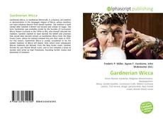 Borítókép a  Gardnerian Wicca - hoz