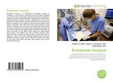 Bookcover of Broadmoor Hospital