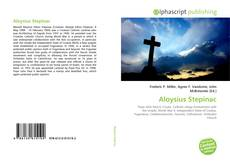 Bookcover of Aloysius Stepinac