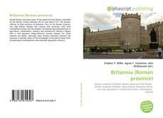 Bookcover of Britannia (Roman province)