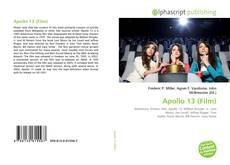 Bookcover of Apollo 13 (Film)
