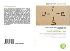 Copertina di Cardinal Direction