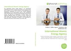 Bookcover of International Atomic Energy Agency