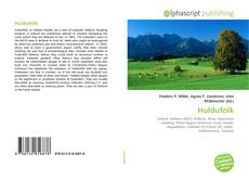 Bookcover of Huldufólk