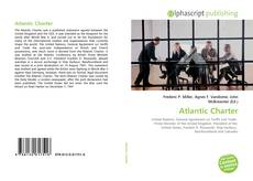 Couverture de Atlantic Charter
