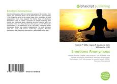 Bookcover of Emotions Anonymous