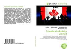 Canadian Industries Limited的封面