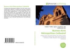 Portada del libro de Buenos Aires Metropolitan Cathedral