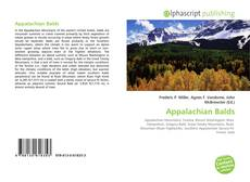 Bookcover of Appalachian Balds