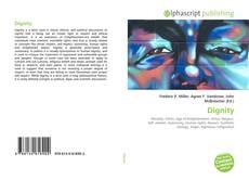 Capa do livro de Dignity