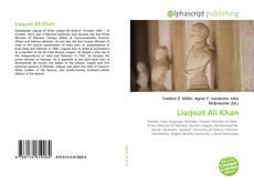 Bookcover of Liaquat Ali Khan