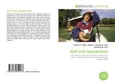 Golf club (equipment) kitap kapağı