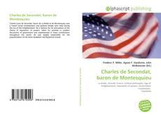 Charles de Secondat, baron de Montesquieu kitap kapağı