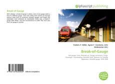 Bookcover of Break-of-Gauge