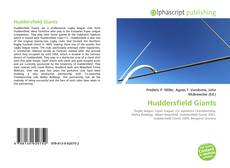 Bookcover of Huddersfield Giants