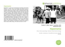 Copertina di Hypomania