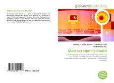 Bookcover of Macroeconomic Model
